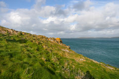 Denny widok w St Ives obrazy royalty free