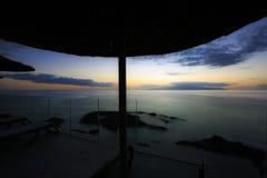 Denny wybrzeże Tenerife wyspa kanaryjska Tenerife Obraz Royalty Free