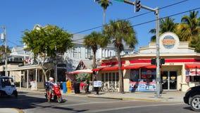 Dennys Key West 4k stock video