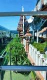 Denpasar International Airport in Bali, Indonesia Stock Photography