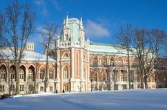 Denreserv `-Tsaritsyno `en, Moskva, Ryssland Royaltyfria Bilder