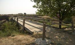 DenRomare bron Arkivfoto