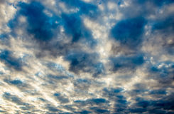 Dense clouds Stock Photography