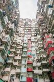Dense residential building Royalty Free Stock Photos