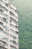Dense residential building Stock Images