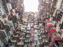 Dense residential building Royalty Free Stock Photography