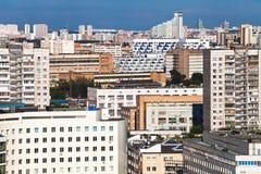 Dense residential development Stock Photos