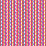 Dense summer drop stripes graphic seamless pattern. Sketchy vertical droplets vector illustration. Gender neutral baby wallpaper royalty free stock photo