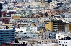 Dense Urban Buildings 1 Stock Photos