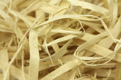 Dense wood chips  background Royalty Free Stock Photos