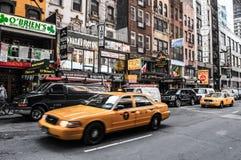 Densidad de Manhattan Foto de archivo libre de regalías