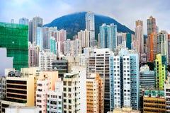 Densità Hong Kong Fotografia Stock