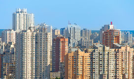 Density living condition Stock Photography