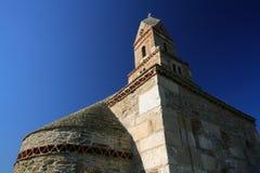 densus старая Румыния церков Стоковое Изображение