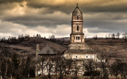 densus церков Стоковые Фотографии RF