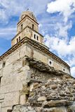 教会densus 库存图片
