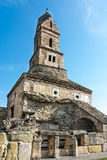 Densus Christian church, Hunedoara, Romania Stock Photography