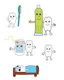 Dent Photo stock