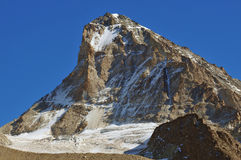 Dent Blanche Royalty Free Stock Photography