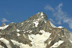 The Dent Blanche Stock Image
