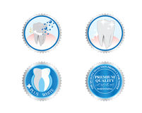 Dent blanche Illustration Stock