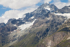 Dent Blanche Stock Image