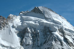 Dent d'Herens Stock Photography