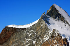 Dent d` Herens Royalty Free Stock Photo