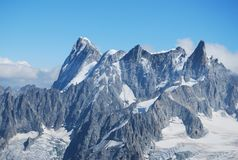 Dent Du Geant Royalty Free Stock Photo
