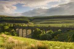 Dent Head Viaduct. In Great Britain Royalty Free Stock Images