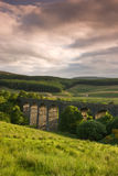 Dent Head Viaduct. In Great Britain Stock Image