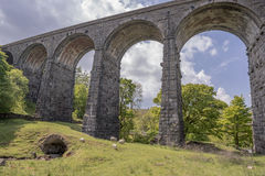 Dent Head Viaduct in Yorkshire Royalty Free Stock Image