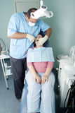 Dental foto de stock