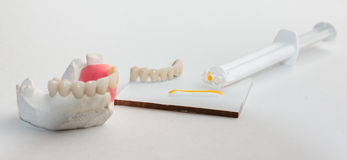 Dental art Stock Photography