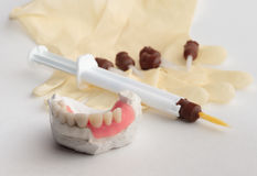 Dental art Royalty Free Stock Photo