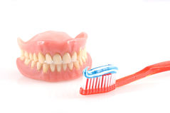 Dental care. Royalty Free Stock Images