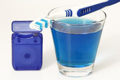 Dental care Stock Images