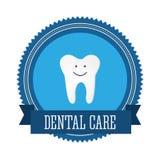 Dental care design Stock Photos
