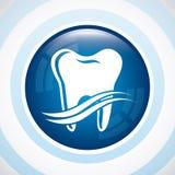 Dental care design Stock Photo