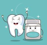 dental care  design Royalty Free Stock Photos