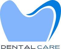 Dental care icon Stock Photo