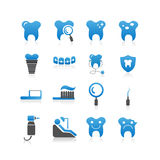 Dental Care icon Royalty Free Stock Photography