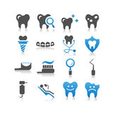Dental Care icon Stock Photos