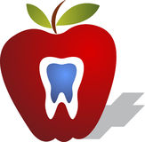 Dental care logo Stock Photos