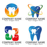Dental Care Logo Protection Concept Royalty Free Stock Photography