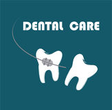 Dental care Stock Photography