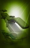 Dental chair Stock Photography