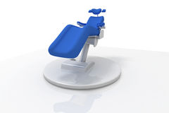 Dental chair Royalty Free Stock Photography