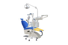 Dental chair Royalty Free Stock Image