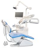Dental Chair Cutout Stock Photography